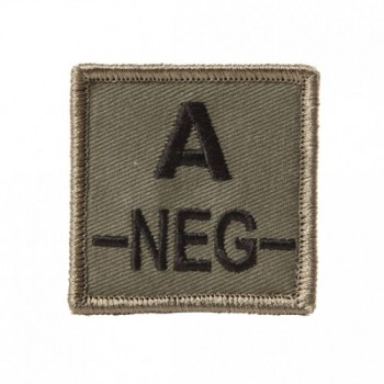PATCH VELCRO GROUPE SANGUIN