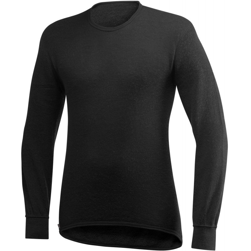 MAILLOT COL RAS MANCHES LONGUES 200g ULLFROTTE WOOLPOWER®