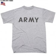 T-SHIRT US ARMY X-LARGE