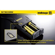 CHARGEUR BATTERIES NITECORE...