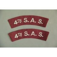 4TH S.A.S. (LA PAIRE) GB 2°GM