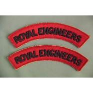 TITRES ROYAL ENGINEERS (LA...