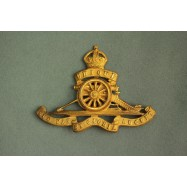 ROYAL ARTILLERY OFFICER