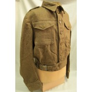 BLOUSON DE BATTLE-DRESS...
