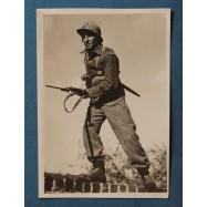 A Fighting French Infantryman