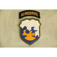 18th Airborne Division...