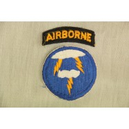 21st Airborne Division...