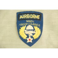 Airborne 9th Troop Carrier...
