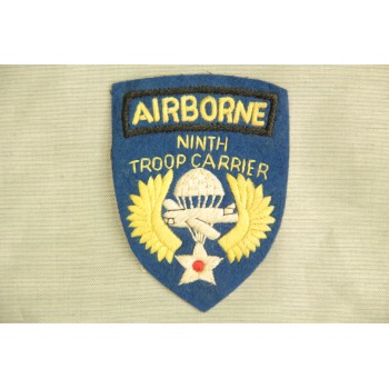 Airborne 9th Troop Carrier / 9th Air Force