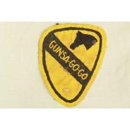 """1st CAV Guns """"A-Go-Go"""" Vietnam"""