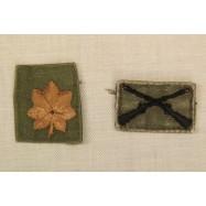 Major Infantry (la paire)