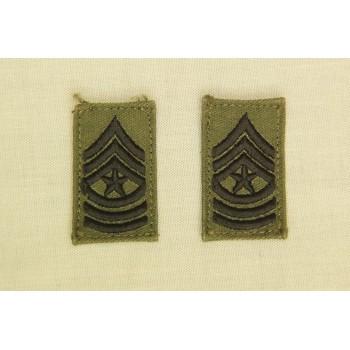 Sergeant-Major (La paire)