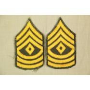 First Sergeant (la paire)