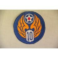 Tenth Air Force...