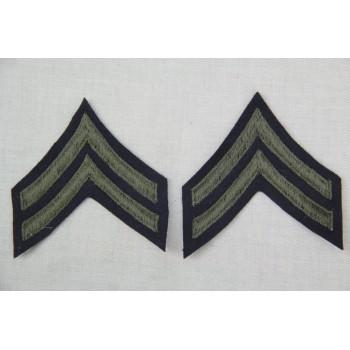 GRADES DE CORPORAL US ARMY 2ème GM