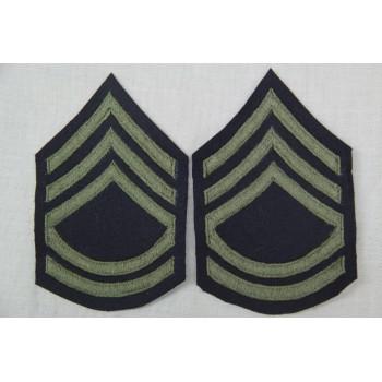GRADES DE TECHNICAL SERGEANT US ARMY 2ème GM