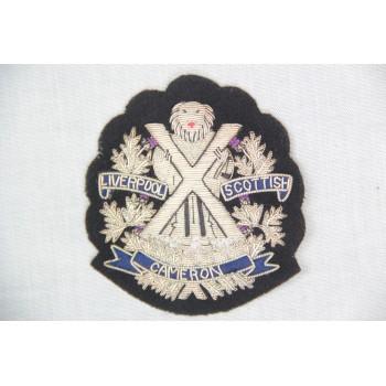 Cameron Highlanders (Liverpool Scottish)