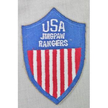 JINGPAW RANGERS US ARMY 2ème GM