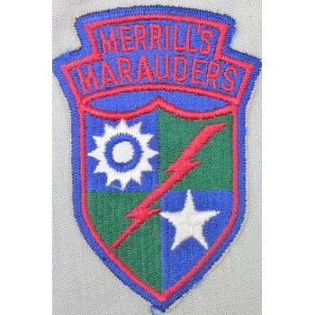 MERRILL'S MARAUDERS 2ème GM