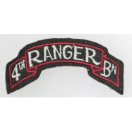 4th RANGER BN US ARMY 2ème GM