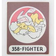 INSIGNE DU 358th FIGHTER...