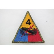 4th ARMORED DIVISION GREEN...