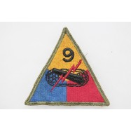 9th ARMORED DIVISION GREEN...