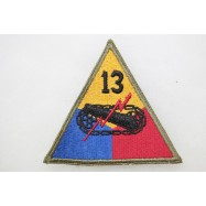 13th ARMORED DIVISION GREEN...