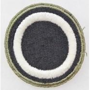 I Corps GREEN BACK 1943