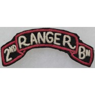 2nd RANGER BATTALION...