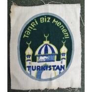 INSIGNE TURKISTAN...