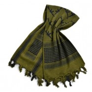 FOULARD SHEMAGH CROSSED RIFLES