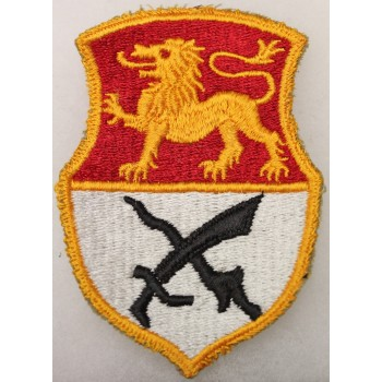 15th  CAVALRY GROUP (MECHANISED)