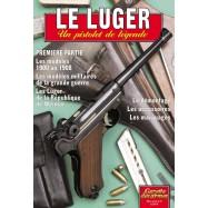 LE LUGER , UN PISTOLET DE...