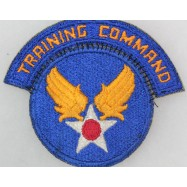 TRAINING COMMAND USAAF 2ème GM
