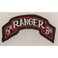 6th RANGER BATTALION...
