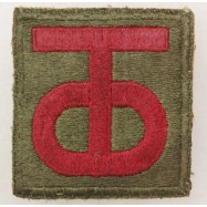 90th INFANTRY DIVISION US...