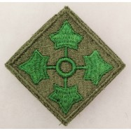 4th INFANTRY DIVISION US...