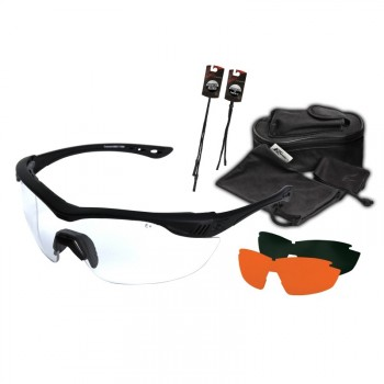"""KIT LUNETTES BALISTIQUES EDGE TACTICAL """"KIT OVERLORD"""""""