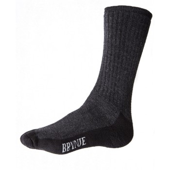 CHAUSSETTES D'HIVER ACTIVE WOOL SOCKS MÉRINO BRYNJE