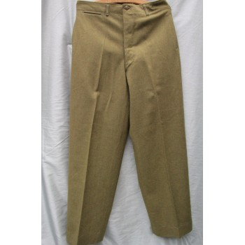 PANTALON MOUTARDE US ARMY 2ème GM