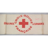 BRASSARD EQUIPES D'URGENCES...