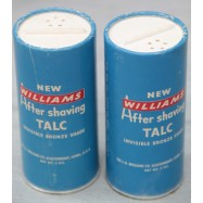 TUBE DE TALC WILLIAMS US...