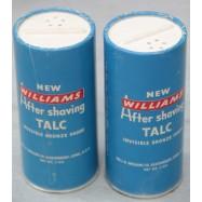 TUBE DE TALC WILLIAMS US...