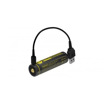 Accus Nitecore PORT USB - NCNL1826R