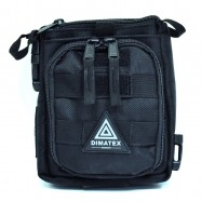 POCHE SCOUT 2 FULL BLACK...
