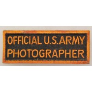"""OFFICIAL US ARMY..."