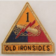 1st ARMORED DIVISION...