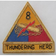 8th ARMORED DIVISION...