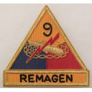 9th ARMORED DIVISION...